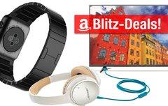 Sonntagsangebote:<b> BOSE QuietComfort 25, Apple-Watch-Gliederarmband, LG-TV und mehr heute günstiger</b></b>