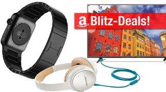Sonntagsangebote: BOSE QuietComfort 25, Apple-Watch-Gliederarmband, LG-TV und mehr heute günstiger