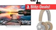 Blitzangebote: 65-Zoll-TV, Kopfhörer, USB-Netzteil und mehr heute günstiger