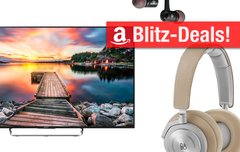 Blitzangebote:<b> 65-Zoll-TV, Kopfhörer, USB-Netzteil und mehr heute günstiger</b></b>