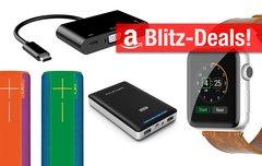 Blitzangebote:<b> UE Boom 2, USB-C-Adapter, externer Akku u.v.m. heute günstiger</b></b>