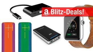 Blitzangebote: UE Boom 2, USB-C-Adapter, externer Akku u.v.m. heute günstiger