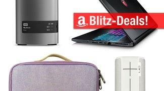 Blitzangebote: 8-Terabyte-RAID, UE Boom 2, Gaming-Notebook u.v.m. heute günstiger