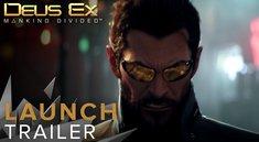 Deus Ex - Mankind Divided: Launch-Trailer zeigt spektakuläre Action-Szenen