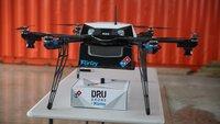 Hier stellt Domino's die erste Pizza per Drohne zu