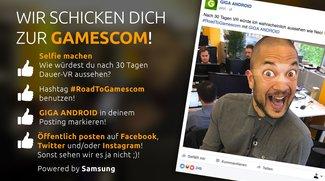 Gewinnt mit Samsung ein Galaxy S7 edge, eine Gear VR und einen Trip zur gamescom