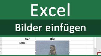 Bilder in Excel einfügen – so geht's