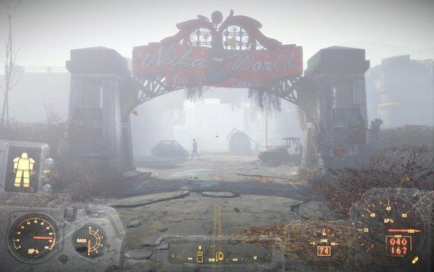 Fallout 4 - Nuka-World: Raider-Anführer werden (Quest-Walkthrough)