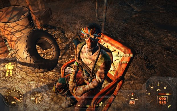 Fallout 4 - Nuka-World: Raider-Banden im Detail