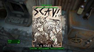 Fallout 4 - Nuka World: SCAV-Magazine - Fundorte im Video