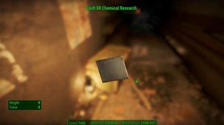 Fallout 4 - Vault-Tec Workshop: chemische Formeln finden
