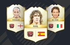 FIFA 17 Legenden: Alle neuen...