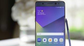 Samsung Galaxy Note 7: Nutzer beklagen schwere Softwareprobleme