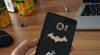 Bat-Phone: Samsung Galaxy Note 7 soll als Injustice-Edition erscheinen