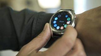 Samsung Gear S3: Händler enthüllen Preis und Verfügbarkeit [Update: Preise nach unten korrigiert]