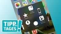3D Touch als Ersatz für den iPhone-Homebutton in iOS 10