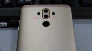 Huawei Mate 9 abgelichtet: Mit Metallgehäuse und Dual-Kamera gegen das Galaxy Note 7
