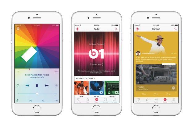 Apple Music: Apple unterzeichnet Abkommen mit Cash Money Records