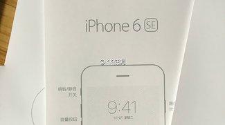 iPhone 6 SE: Neue Bilder von gefälschten Verpackungen