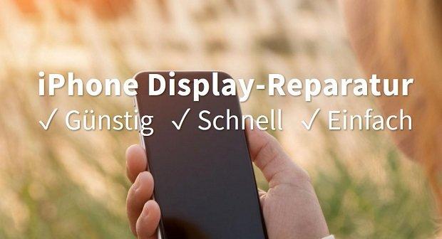 iPhone 6s Display Reparatur