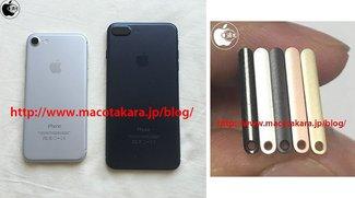 iPhone 7 soll angeblich in Schwarz glänzen