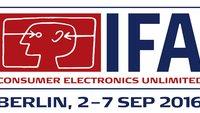 IFA 2016: Alle News und Videos