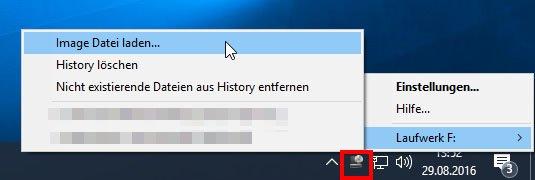 Virtual CloneDrive: So öffnet ihr eine IMG-Datei.