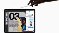 iPad Pro (2018) und ältere Modelle: Kosten für Reparatur bei Display-Bruch und anderen Defekten