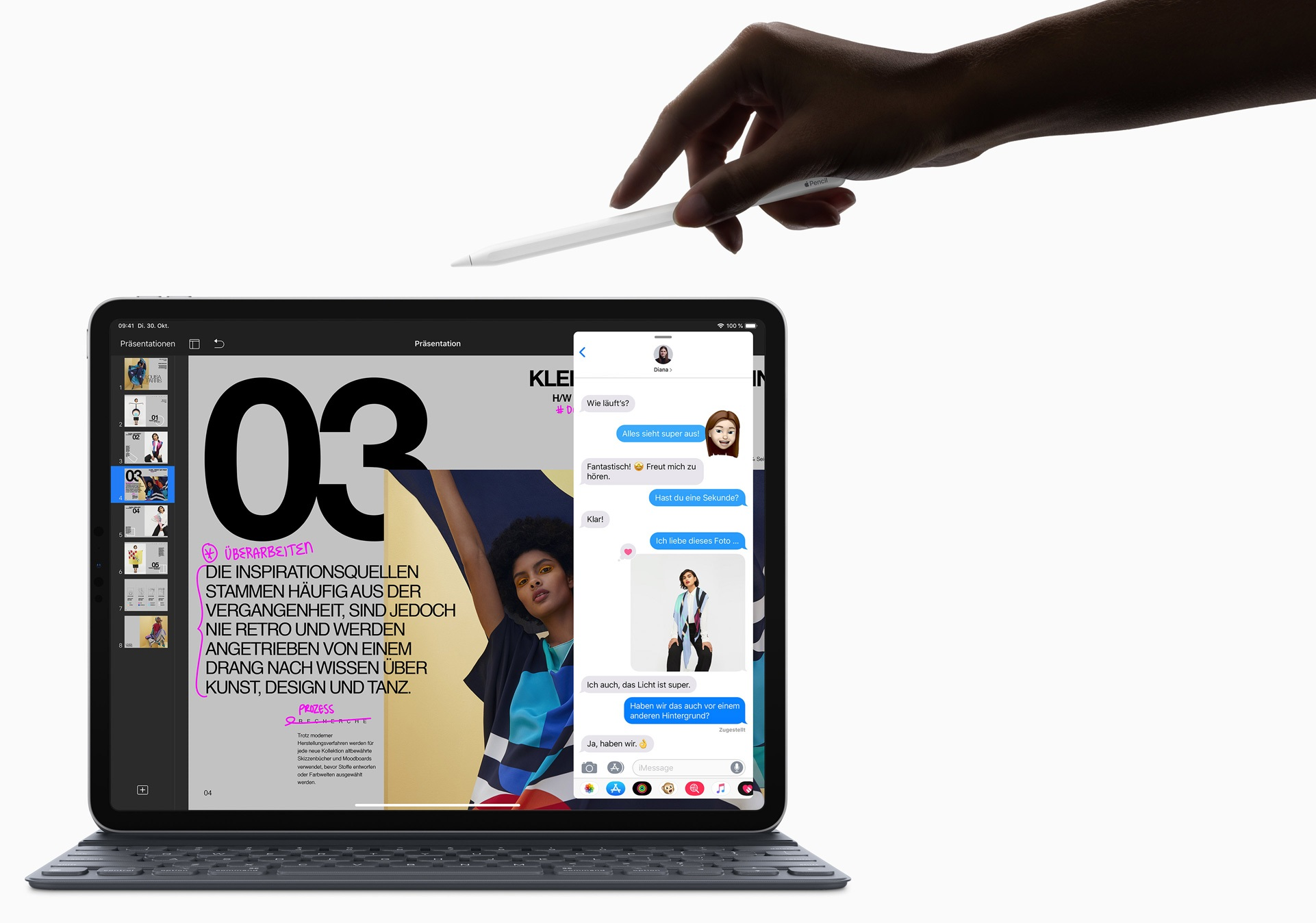 ipad pro (2018) und ältere modelle: kosten für reparatur bei display