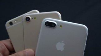 iPhone 7: 4K-Video zeigt Design drei verschiedener Varianten