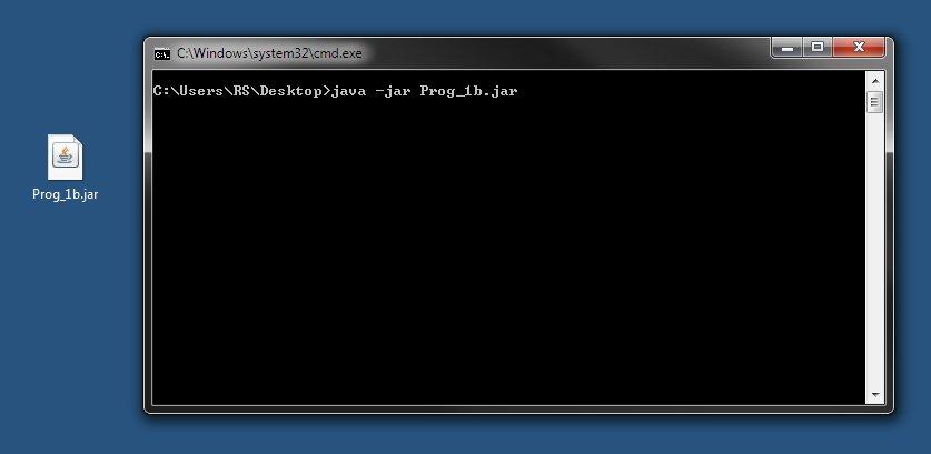 Java Jar Ausführen