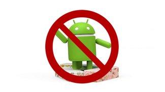Samsung Galaxy S5, HTC One M8 & mehr: Kein Android 7.0 Nougat für viele Smartphones