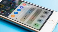 Kontrollzentrum in iOS 10: Einstellungen auf drei Seiten