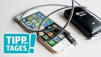 Das iPhone-Ladekabel, auf das Knoten keinen Bock haben (25% Rabatt)