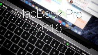 """MacBook Pro 2016: Bloomberg """"bestätigt"""" Touch ID, Zusatzdisplay und Re-Design"""