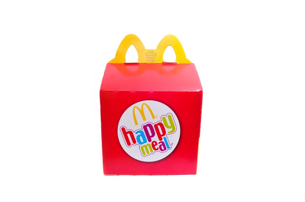 Mcdonalds Happy Meal Spielzeug Im Februar 2017