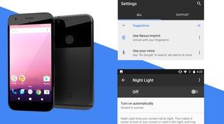 """""""Night Light"""", Ambient Display und mehr: Nexus-Smartphones erhalten dieses Jahr exklusive Features"""
