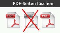 PDF-Seiten löschen: so geht's kostenlos