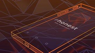 Phonest: Deutsches Startup will transparentes Smartphone bauen [Update: Smartphone existiert nicht]