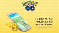 Pokémon GO: So elegant könnte die App theoretisch aussehen