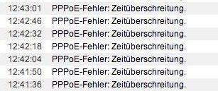 pppoe-fehler