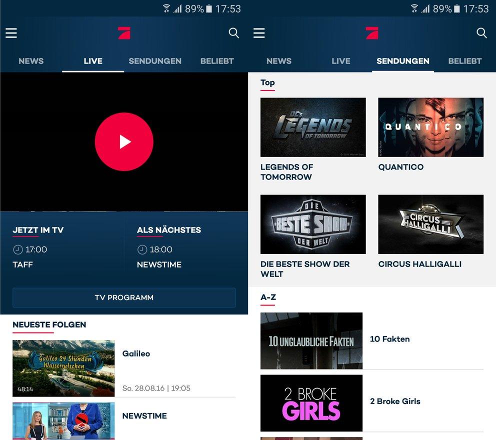 prosieben-app-android-ios