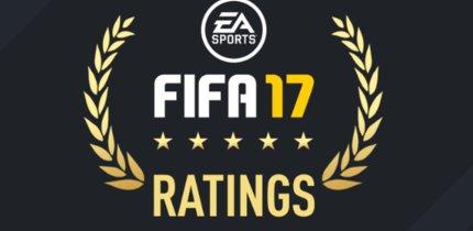FIFA 17 Spielerwerte: Das Rating der Top 50 Spieler