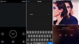 Neue Remote App fürs Apple TV erhältlich