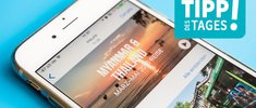 """Rückblicke"" auf iPhone & iPad: Filme anpassen, so gehts"