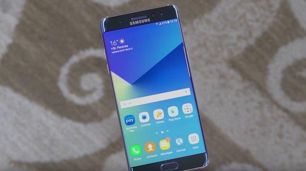 Samsung Galaxy Note 7: Theme-Store erhält Unterstützung für Icon-Packs