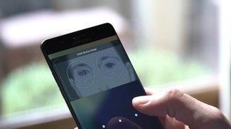 Samsung Galaxy Note 7: Funktionsweise des Iris-Scanners erklärt