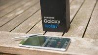 Offiziell: Samsung Note 7 kommt wieder auf den Markt