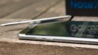 Galaxy Note 7: Hunderte Samsung-Ingenieure konnten die Brandursache nicht finden