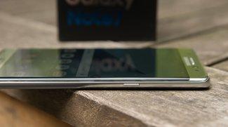 Galaxy Note 7: Samsung kennt die Brandursache